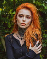 Ginger  by lanaext