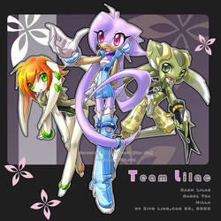 Team Lilac II by ZiyoLing