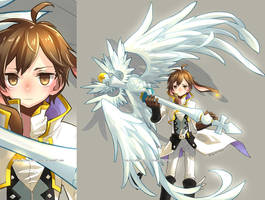 ::DragonNest::Saint and Miracle Relic by ZiyoLing