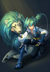 ::DragonNest::Silll by ZiyoLing