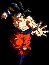 Goku Migatte no Goku by FradayEsmarkers