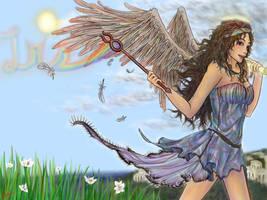 Iris by airinia