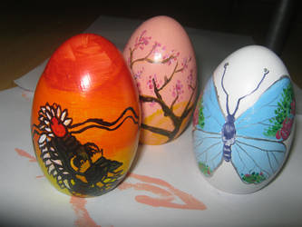 Simply Eggs! by tomatorocksify