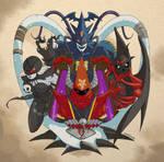 The Demon Corps by Ponzeus
