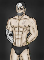 Commission: Shiro by JarvannIV