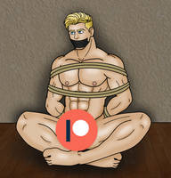 Commission: Good morning, Ethan (censored) by JarvannIV