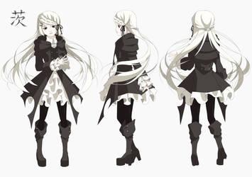 OC Character Sheet - Ibara by TwilitFaerie