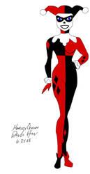 Batman - Harley Quinn by HarveyStudios