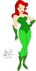 Batman - Poison Ivy by HarveyStudios