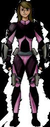 EndiKombat - Penny [Character Concept Sketch] by HarveyStudios