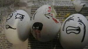 Eggs by CarrierofHeartbreak