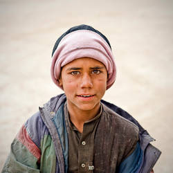 Afghan Kid by swiftmoonphoto