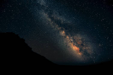 Milky Way by swiftmoonphoto