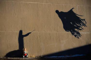 Ordinary Girl, Ordinary Book by swiftmoonphoto