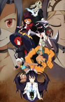 skullgirls by shunao