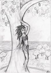 A Tree's Soul by Miagi-chan