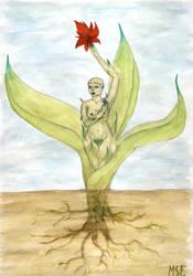 Aloe Vera Spirit by Miagi-chan