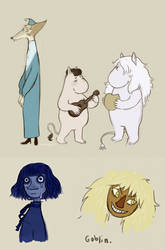 su but its moomin now by coniferouskiddo