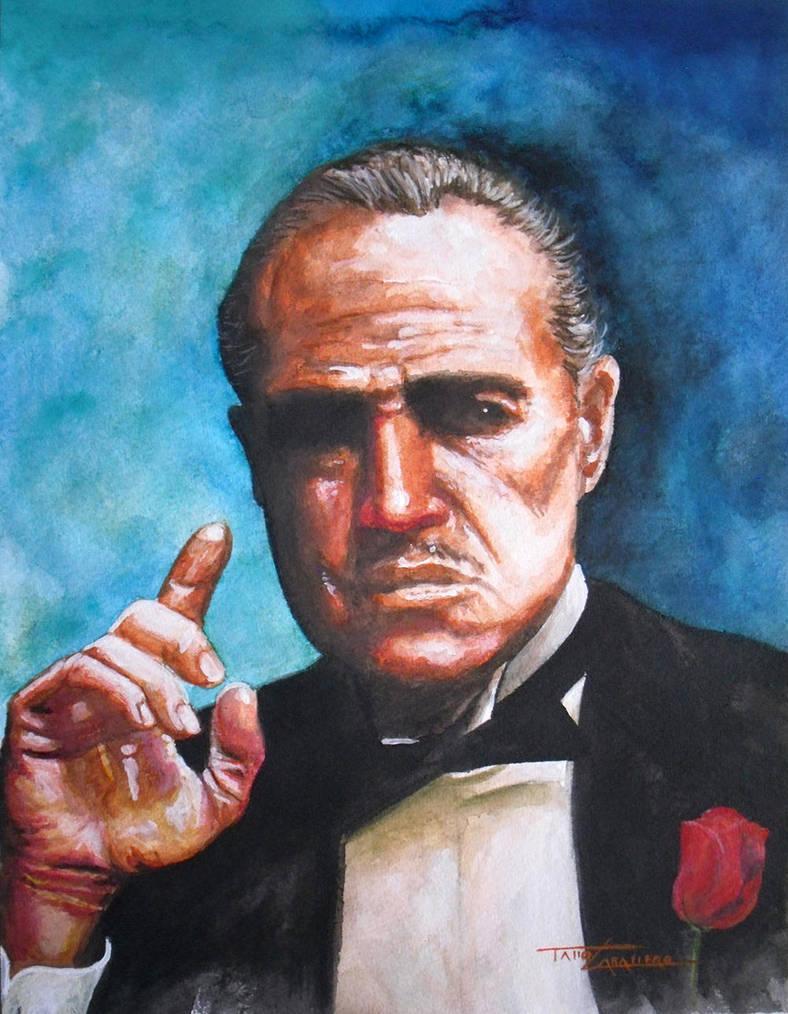 Vito Corleone by TattoDurden