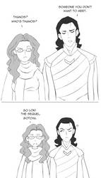 What's a Thanos? by Weasley-Detectives