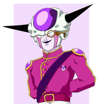 Rumbuggery Frieza by Weasley-Detectives