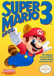 Super Mario Bros 3 Cover by Sakis25