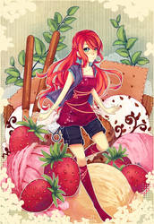 Kai's sweet tooth by greensalamander