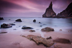 Ursa Beach by tenetsi