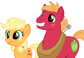 Vector - Happy Young'ns by SketchMCreations