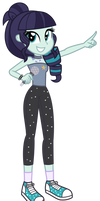 Commission - EqG Coloratura by SketchMCreations