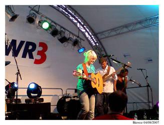 Wallis Bird in Concert 3 by bmary