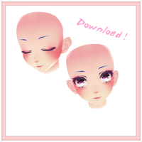 [MMD] TDA Face Edit Download by AyaneFoxey