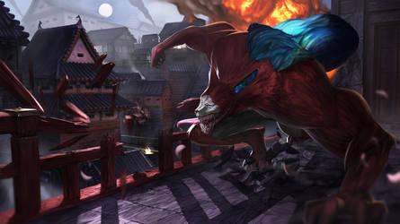 Omega - Carnage Bringer by Worldevour