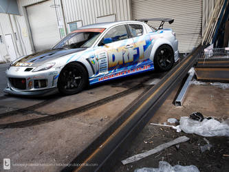Mazda RX8 DRFT by tebidesign