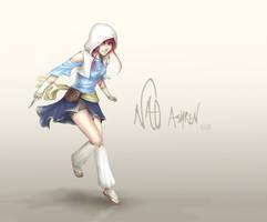 Nao Reborn by DreamerWhit
