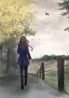 A breath of fall by DreamerWhit