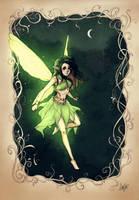 The Healer Fairy by DreamerWhit