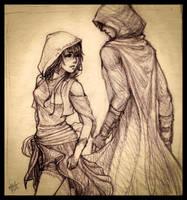 Duo by DreamerWhit