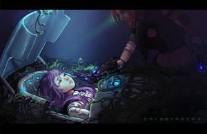 Cryostasis by DreamerWhit