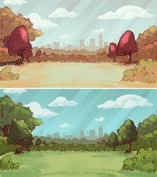 animation background by DreamerWhit