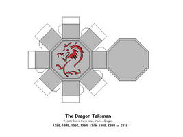 The Dragon Talisman by Gamekirby