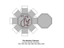 The Monkey Talisman by Gamekirby