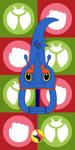 Pokemon Keyblade 214 - Mega Heracross by Gamekirby