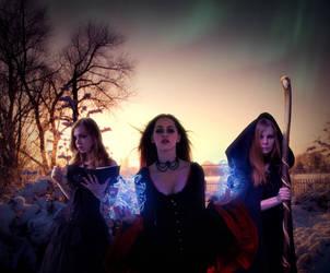Witch? Where? by TheStarsAreWatching