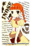 CR - Art Trade: Inose by cappuchinnopony