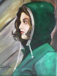 Green hood by gszabi