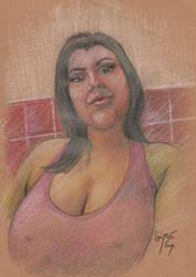 My wife by gszabi