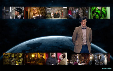 Doctor Who matt by nancywho