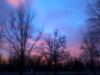 Cotton Candy Sky by SassySlytherin