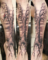 In Death Tattoo by NateTheKnife